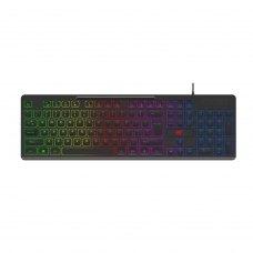 Клавіатурадротова,HAVIT HV-KB275L, USB (25857)