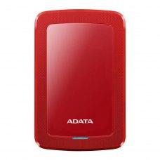 PHD External 2.5 ADATA USB 3.2 Gen. 1 DashDrive Durable HV300 2TB Red