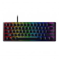 Клавіатура дротова ігрова, Razer Huntsman Mini, Purple Switch (RZ03-03390100-R3M1)