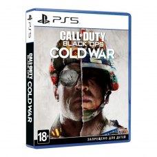Гра для PS5 Call of Duty: Black Ops Cold War [Blu-Ray диск]