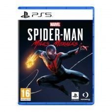 Гра для PS5 Marvel Spider-Man. Miles Morales [PS5 Russian version]
