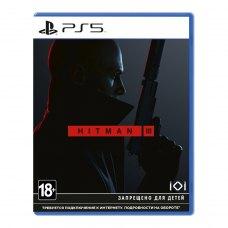 Гра для PS5 Hitman 3 [PS5 English version]