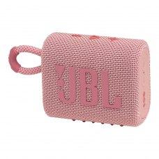Акустична система JBL GO3 (JBLGO3PINK), Pink