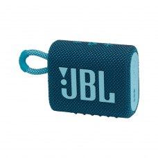 Акустична система JBL GO3 (JBLGO3BLU), Blue