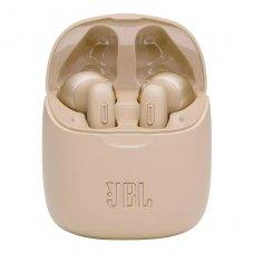 Навушники бездротові JBL T225 TWS Gold (JBLT225TWSGLD)