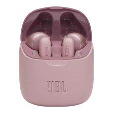 Навушники бездротові JBL T225 TWS Pink (JBLT225TWSPIK)