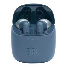 Навушники бездротові JBL T225 TWS Blue (JBLT225TWSBLU)
