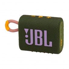 Акустична система JBL GO3 (JBLGO3GRN), Green