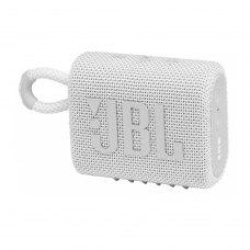 Акустична система JBL GO3 (JBLGO3WHT), White
