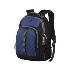 Рюкзак для ноутбука Wenger Mars 16, чорно-синій (604428)