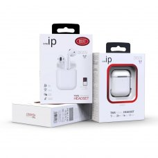 Навушники bluetooth TWS One IP DES05 (AirPods), white
