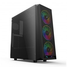 Комп'ютер персональний 2E Complex Gaming Intel i5-10400F/H410/8/240F+1000/NVD1050TI-4/FreeDos/GX912/500W