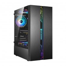 Комп'ютер персональний 2E Complex Gaming Intel i3-10100/H410/8/120F+1000/NVD1050TI-4/FreeDos/G2107/500W