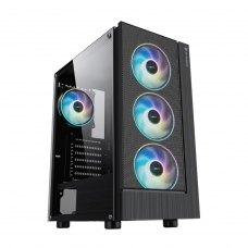 Комп'ютер персональний 2E Complex Gaming Intel i5-10400F/H410/16/480F+1000/NVD1660S-6/FreeDos/G3301/500W