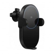 Автомобільний тримач + бездротовий зарядний пристрій Xiaomi Mi 20W Wireless Car Charger (GDS4127GL) Global