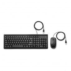 Комплект HP Keyboard and Mouse 160 USB (6HD76AA)