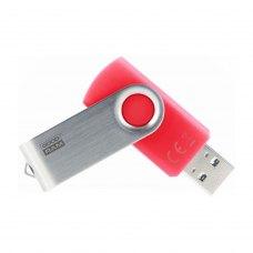 USB флеш 128Gb GoodRam UTS3 Red (UTS3-1280R0R11) метал+пластик червоний USB 3.0