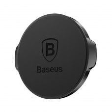 Автотримач Baseus Magnetic Small Ears Flat Type (SUER-C01), Black
