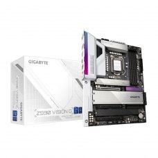 Mатеринська плата GIGABYTE Z590 VISION G s1200 Intel Z590 HDMI 4xM.2 2.5Gb LAN ATX (Z590 VISION G)