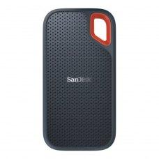 Зовнішній накопичувач SSD 2TB SanDisk Extreme E60 (SDSSDE60-2T00-G25) TLC, USB Type-C, Black