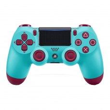 Геймпад бездротовий PlayStation Dualshock v2 Berry Blue