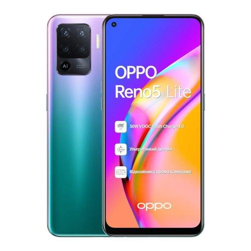 Смартфон ОРРО Reno5 Lite 8/128Gb Purple