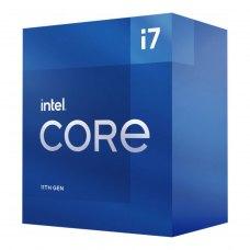 Процесор Intel Core™ i7-11700 (BX8070811700) Intel UHD Graphics 750, s1200, 8 ядер, 2.50GHz, Box