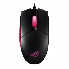 Мишка дротова, ASUS ROG Strix Impact II ELECTRO PUNK USB color black (90MP01U0-BMUA00)