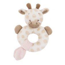 Nattou Брязкальце-кільце жираф Шарлотта