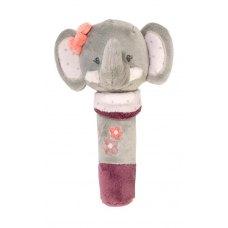 Nattou Брязкальце що шарудить слоник Адель