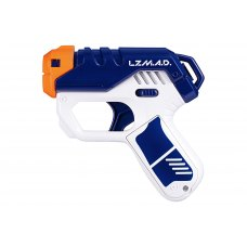 Silverlit Lazer M.A.D Іграшкова зброя Lazer M.A.D. Black Ops (міні-бластер, мішень)