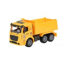 Same Toy Машинка інерційна Truck Самоскид (жовтий)