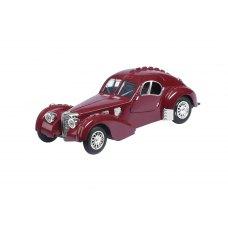 Same Toy Автомобіль Vintage Car зі світлом і звуком (бордовий)