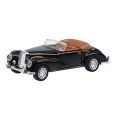 Same Toy Автомобіль Vintage Car (чорний відкритий кабріолет)