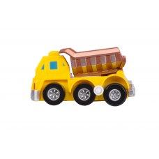 goki Машинка жовта