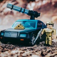 Roblox Ігрова колекційна фігурка Feature Vehicle Jailbreak: The Celestial W8