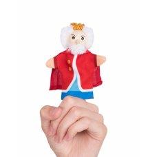 goki Лялька для пальчикового театру - Король
