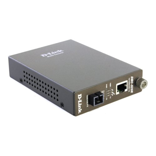Медіаконвертор D-Link DMC-920R