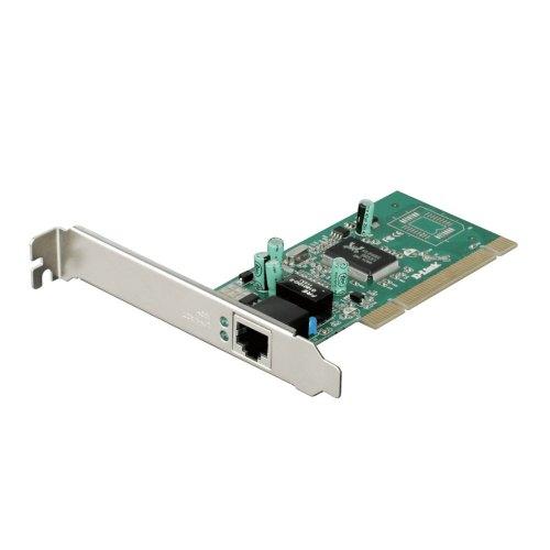 Мережева карта D-Link DGE-528T 1x10/100/1000TX, PCI, CSMA/CD, WoL