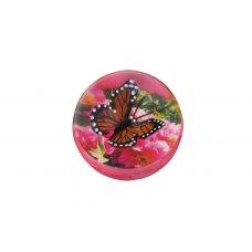 goki М'ячик-стрибунець Метелик коричневий
