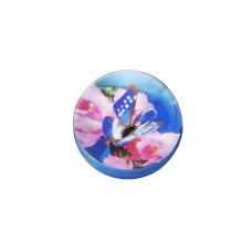 goki М'ячик-стрибунець Метелик синій