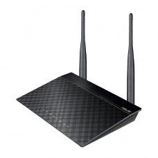 Маршрутизатор Wi-Fi ASUS RT-N12 до 300Mbps, 802.11 n/g, 4x10/100TX, DHCP, NAT