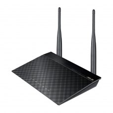 Маршрутизатор Wi-Fi ASUS RT-N12E до 300Mbps, 802.11 n/g, 4x10/100TX