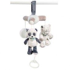 Nattou Міні-мобіль на завязках і звуком Лулу, Лея і Іполит