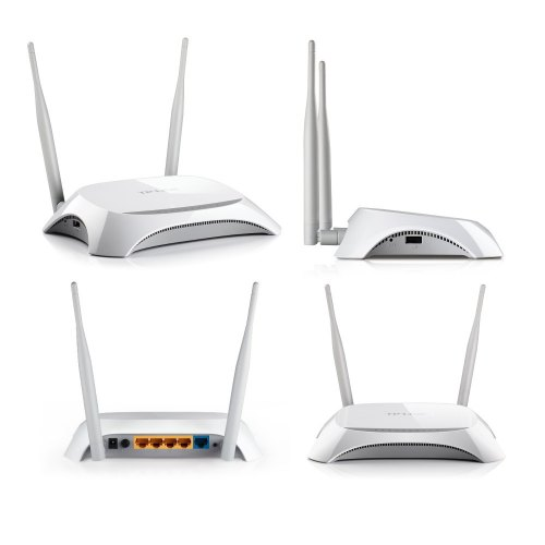Маршрутизатор LTE, Wi-Fi TP-Link TL-MR3420