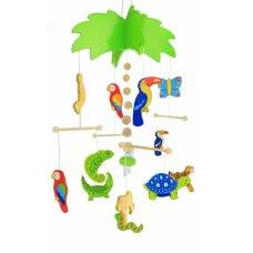 goki деревяний Пальма