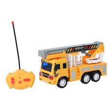 Same Toy Машинка на р/у CITY Кран з кошиком