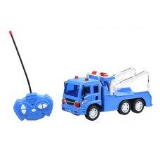 Same Toy Машинка на р/у CITY Поліцейський евакуатор