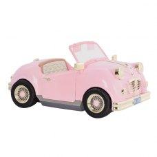 Our Generation Транспорт для ляльок - Ретро автомобіль з відкритим верхом