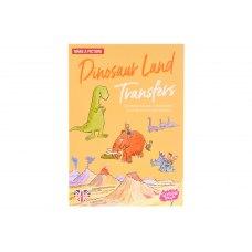 Scribble Down Перевідні наклейки - Динозаври